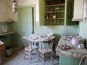 casa fantasma Bodie